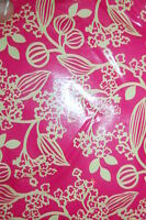 Raymond Waites Ironing Board Cover And Pad Pink And Green Nip
