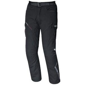 NEU-Held-Gamble-wasserdichte-Motorradhose-Kurzgroesse-M-schwarz-zu-Jacke-Black-8