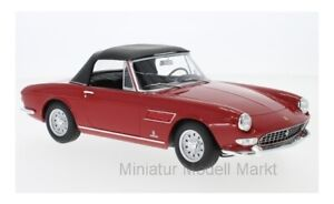 180241-KK-Scale-Ferrari-275-GTS-Pininfarina-Spyder-rot-1-18