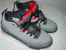 low priced 7a140 295c4 2013 Nike Air Jordan Son Of Mars Cement Grey White Fire Red Low Shoes