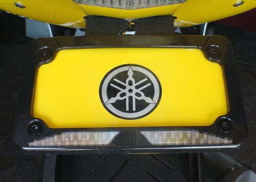 RZs Unlimited Exclusive LED Turn Signal License Plate Frame RZ350 RD350LCII YPVS