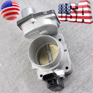 Throttle Body Assembly for Crown Vic Econoline Van F150 Pickup Mustang Lincoln