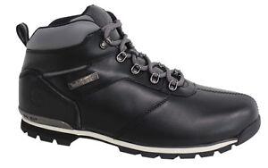 Mens Earthkeepers 6669a Hiker Timberland D73 Splitrock Boots Ek Leather Black 1wWY7qd