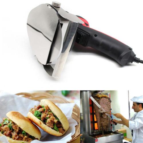 80W Gastronomie Dönerschneider Dönermesser Döner Kebabmesser Kebabschneider