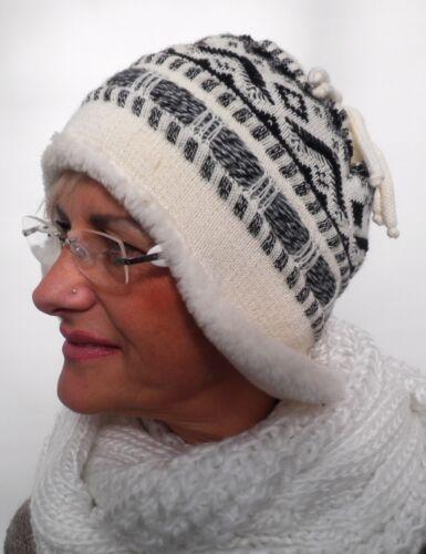 Damenmütze Norwegermütze  Damenmützen Wintermützen Damenhüte Fleecemützen Hüte