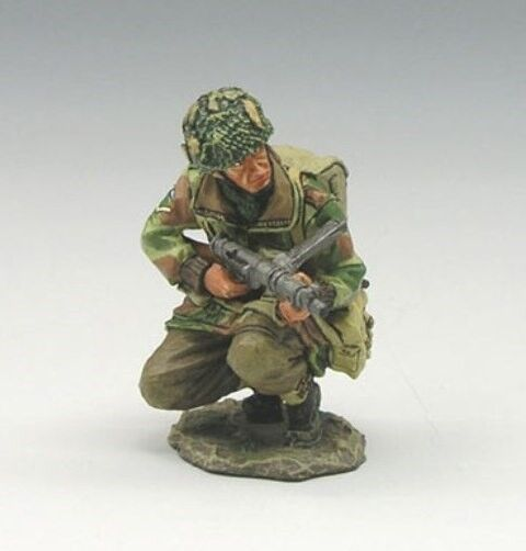 KING & COUNTRY OPERATION MARKET GARDEN MG004 BRITISH AIRBORNE SCOUT MIB