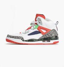 huge discount 0abdc a84ef 2018 Nike Air Jordan Spizike SZ 11 White Green University Red Grey 315371- 132