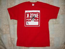 Chris Sale MLB Chicago White Sox K Zone For Sale Mens XL T-shirt New NWOT