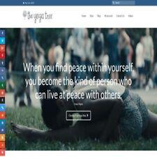 Fully Stocked Dropshipping Yoga Store Website Business Secret Bonuses