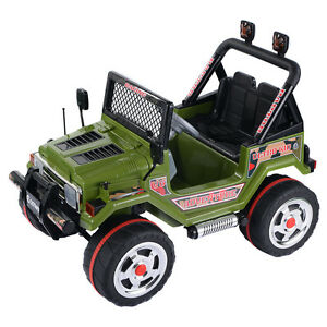 image is loading 12v mp3 kids raptor jeep wrangler truck rc