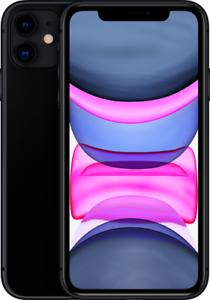 Apple iPhone 11 64GB 6.1/15,49cm Negro Nuevo 2 Años Garantía