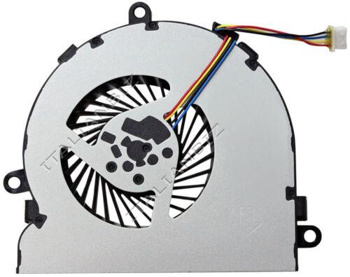 Ventola CPU Cooling Fan per HP 15-ba020nl 15-ba021nl 15-ba022nl 15-ba023nl
