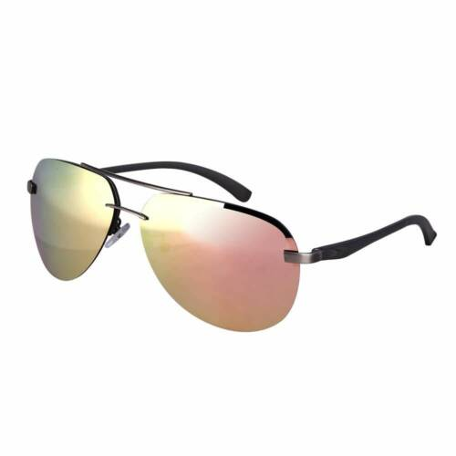 Veithdia Mens Aluminum Pilot Pilot Polarized Sunglasses Driving Eyewear Shades