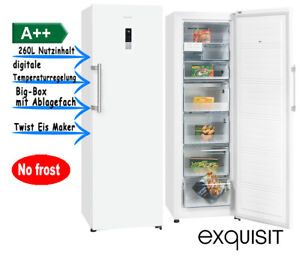 exquisit gefrierschrank no frost