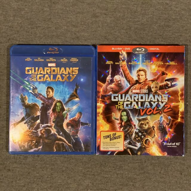 Guardians Of The Galaxy 2 Blu Ray