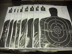 200 (Secondes) VRAC PACK Silhouette pistolet- fusil Paper Shooting Targets 11X17-afficher le titre d`origine bLaqhjmU-07134659-341090769