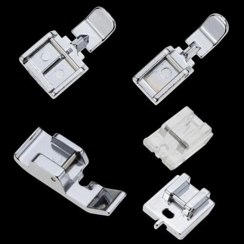 Zipper Presser Foot Sew Accessories Sewing Machine Feet Stitch Tool