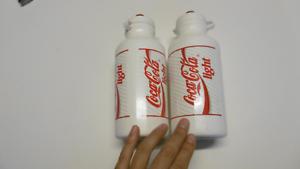 TA Coca-Cola Licht Cycling Waterflessen 2 Stukken NOS