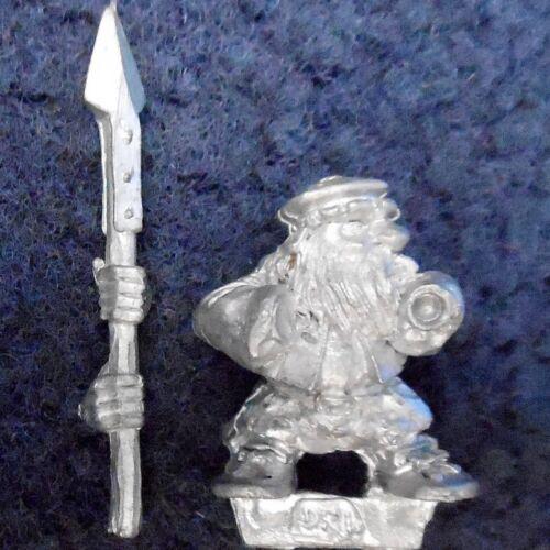 1991 Marauder Dwarf MM15 Spear 19 Pikemen 020502401 Pike Spearmen Warhammer Army