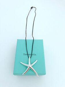 d3b94ecbff908 Image is loading Tiffany-amp-Co-Sterling-Silver-Elsa-Peretti-Starfish-