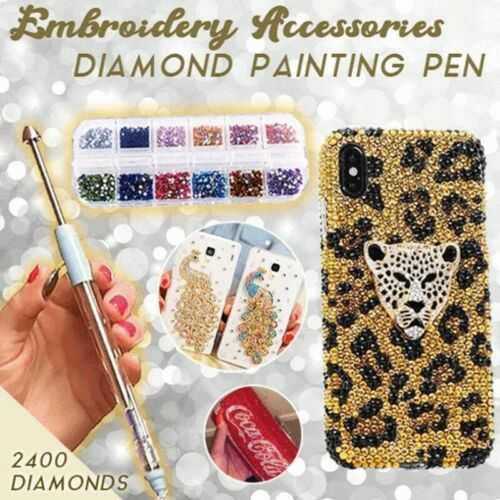 Embroidery Diamond Painting Pen Diamond Painting Tools DIY Decorative Tools