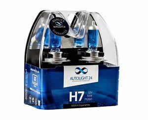 H7-XENON-LOOK-HALOGEN-LAMPEN-SUPER-WHITE-6000K-55W-12V-BIRNE-GLUHBIRNEN