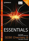 Collins GCSE Essentials: OCR Gateway Chemistry B: Revision Guide by Sam Holyman (Paperback, 2011)