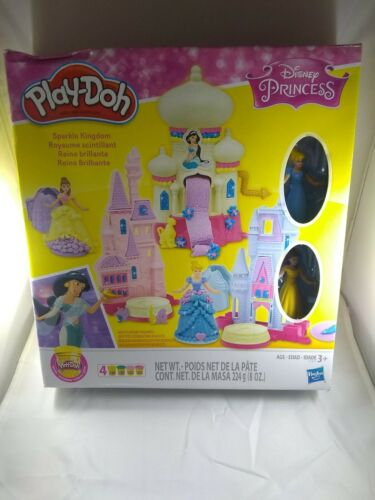 Play-Doh Disney Princess Sparkle Kingdom Play Doh Toy Hasbro