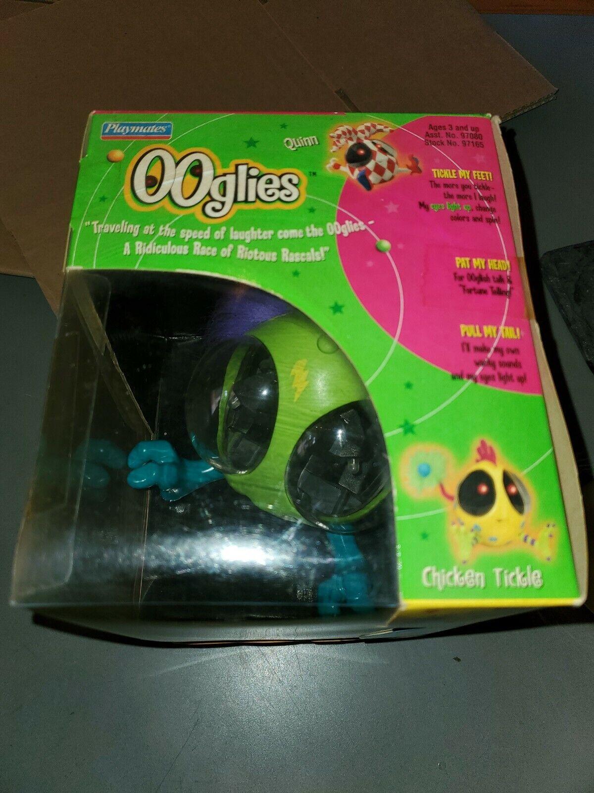 *RARE* NOS OOGLIES GORLON Playmates ANIMATED Interactive HTF NEW VINTAGE 1999