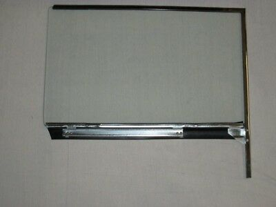 1956 1957 chevy  pontiac 4 door hardtop front door vertical window channel  p