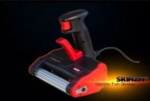 New skinzit electric fish skinner fs1000a with free for Skinzit fish skinner