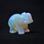 Natural-Opal-Quartz-Carved-Elephant-Gemstone-Stone-Crystal-Figurine-Ornaments thumbnail 2