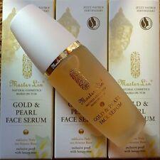 Master Lin Gold & Pearl Face Serum 35ml TCM-basiertes Energie-Serum Feuchtigkeit