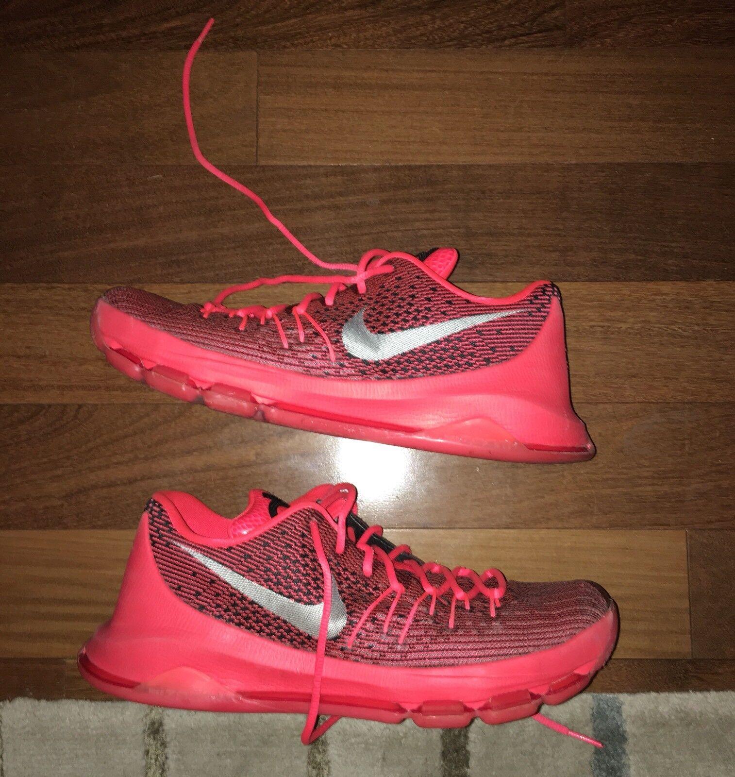 Nike Nike Nike kd 8 luminoso rosso cremisi numero 11 33e9e2