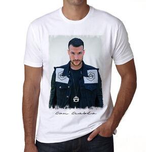 Tshirt,Col Rond,Homme T-shirt,cadeau DJ Don Diablo