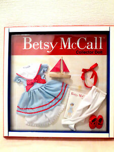 "14"" Betsy McCaLL ""Goes Sailing"" outfit FITS Tonner KISH & EFFNER LITTLE DARLING"
