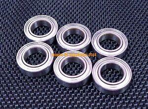 QTY 2 S693c S693zz Ceramic Stainless Bearing ABEC-5 693zz 3*8*4 3x8x4 mm
