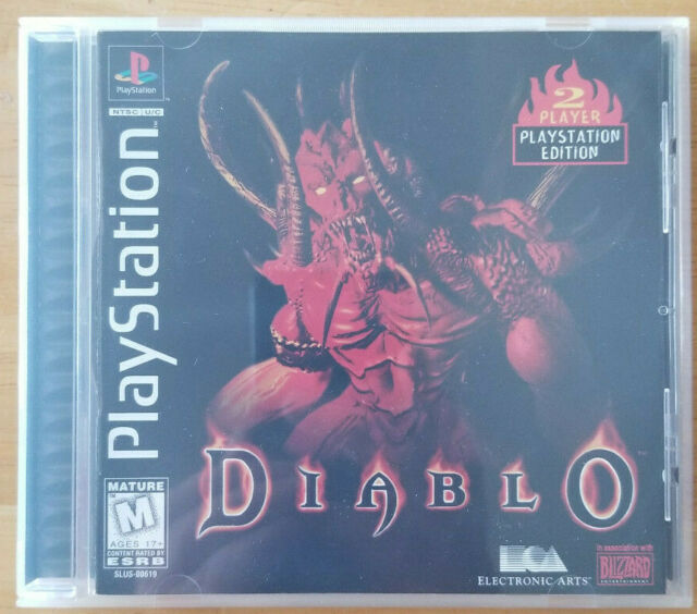 [03] Diablo (Sony PlayStation 1, 1998)