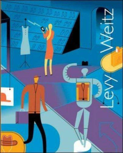Retailing Management W/Student Tutorial CD-ROM, Michael Levy & Barton A. Weitz,