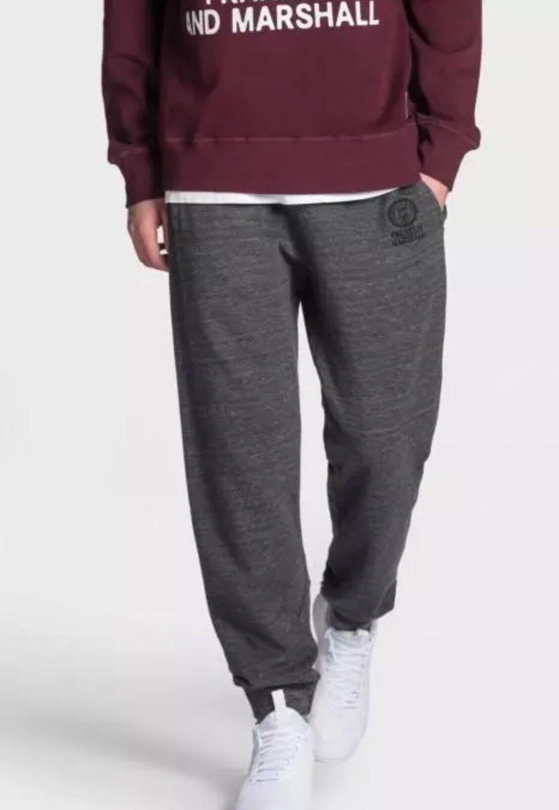 Franklin & Marshall Men's Jog Pants Grey XL