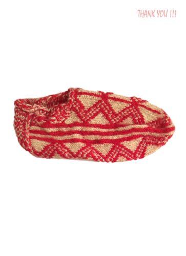 Women Ladies Handmade Knitwear Footsie Ankle Long Thick Winter Socks 36-40