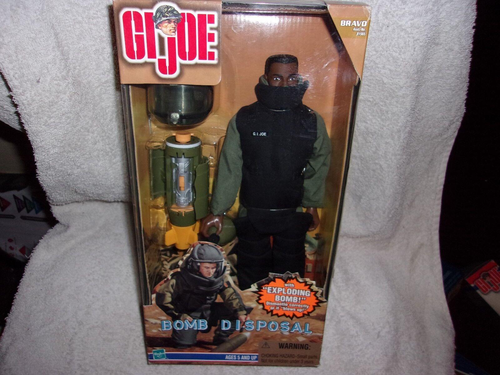 Gi Joe eliminación de bomba