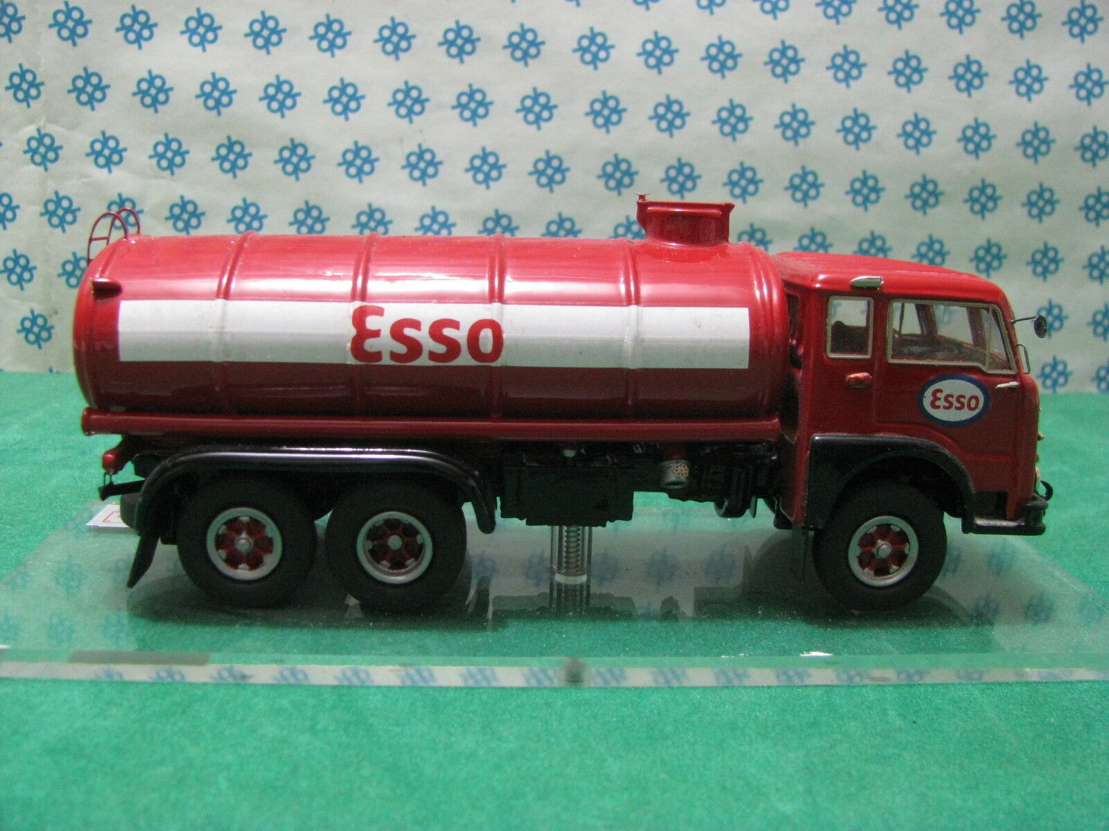FIAT 682 N2 Camion Citerne ESSO 3-Axes 3-Axes 3-Axes 1/43 CB Modèles ( Gila modèles Elite) | Pour Votre Sélection  | Art Exquis  8922d2