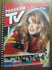 PROGRAM TV 30 (24/7/98) CLAUDIA SCHIFFER JUDITH LEIGHT