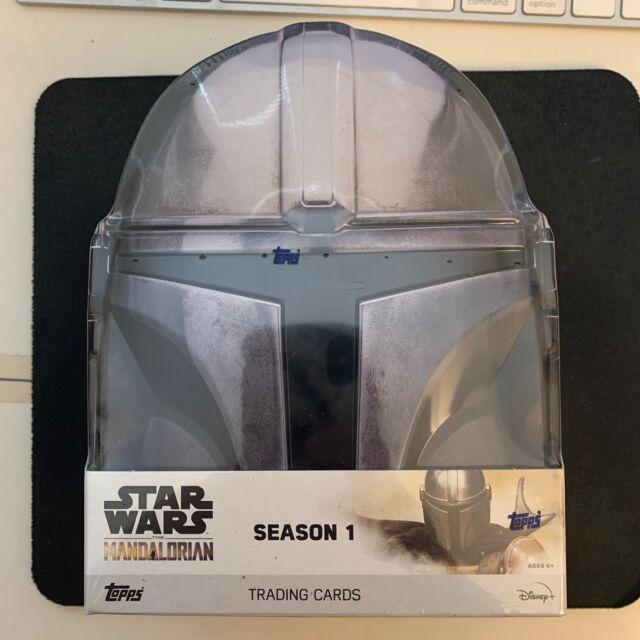 2020 TOPPS STAR WARS MANDALORIAN SEASON 1 TRADING CARDS SEALED HOBBY BOX