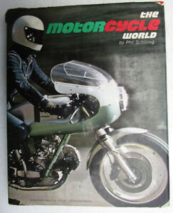 Vintage Classic Motorcycle Book 1974 Indian Harley Norton Vincent Triumph Bmw Ebay
