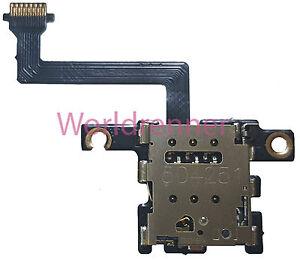 SIM-Flex-Lector-Tarjeta-Conector-Card-Reader-Connector-Slot-HTC-One-M9