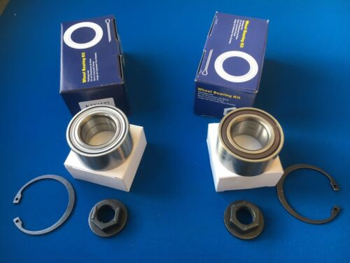 Ford Focus ST225 Mk2 Front Wheel Bearing Kit With ABS R//H L//H