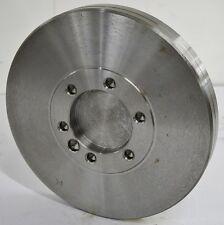 "Gibraltar Adapter Back Plate for 10/"" Diam Lathe Chucks A1//A2-8 Mount 93221372"