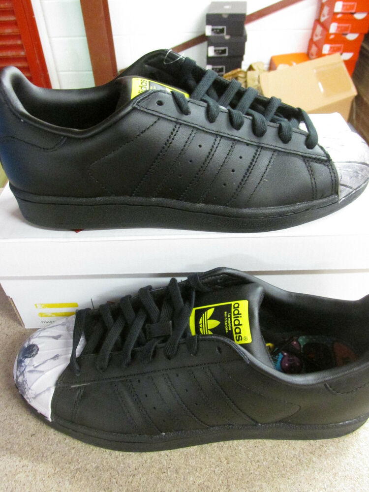 Adidas originals SUPERSTAR PHARRELL SUPERSHELL S83360 baskets homme baskets-